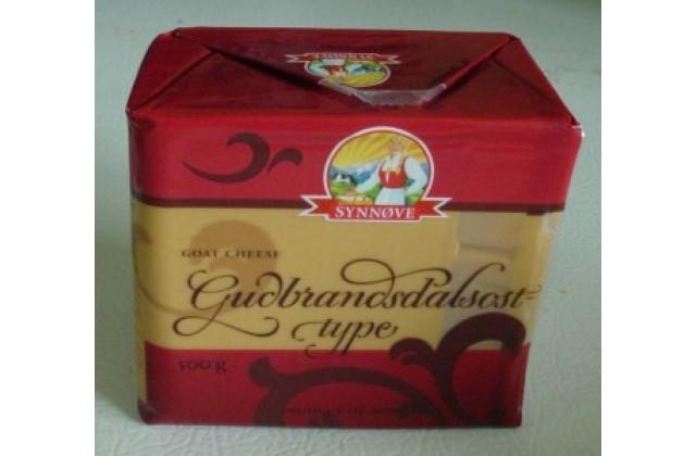 Gjetost-Brunost-Gudbrandsdal