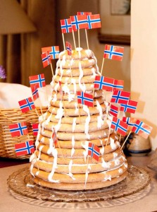 Never can have too many Norwegian flags on one LOL